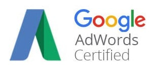 pay per click company with certification