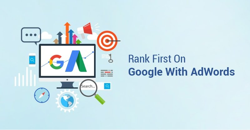 Google pay per click company - rank first