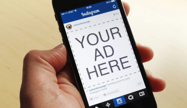 Instagram for business on mobile