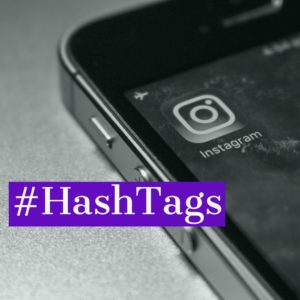 instagram hashtag in ipone