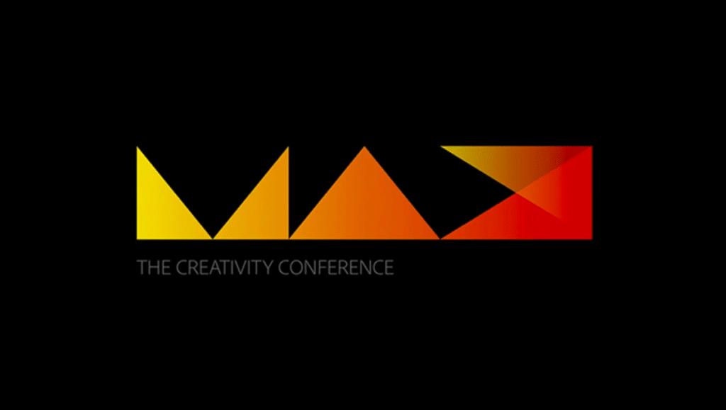 The Adobe MAX Logo