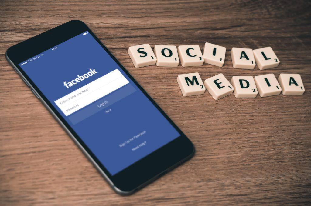content for social media sharing