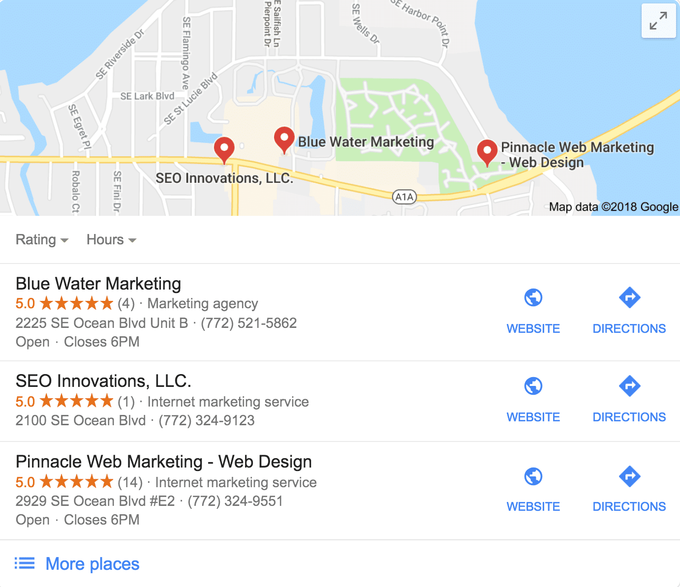image of local seo marketing company