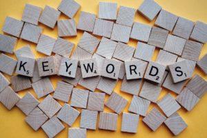 google ppc keywords