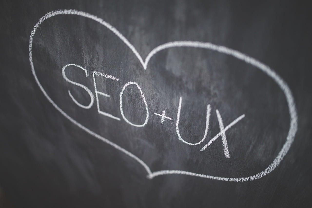 seo company & UX