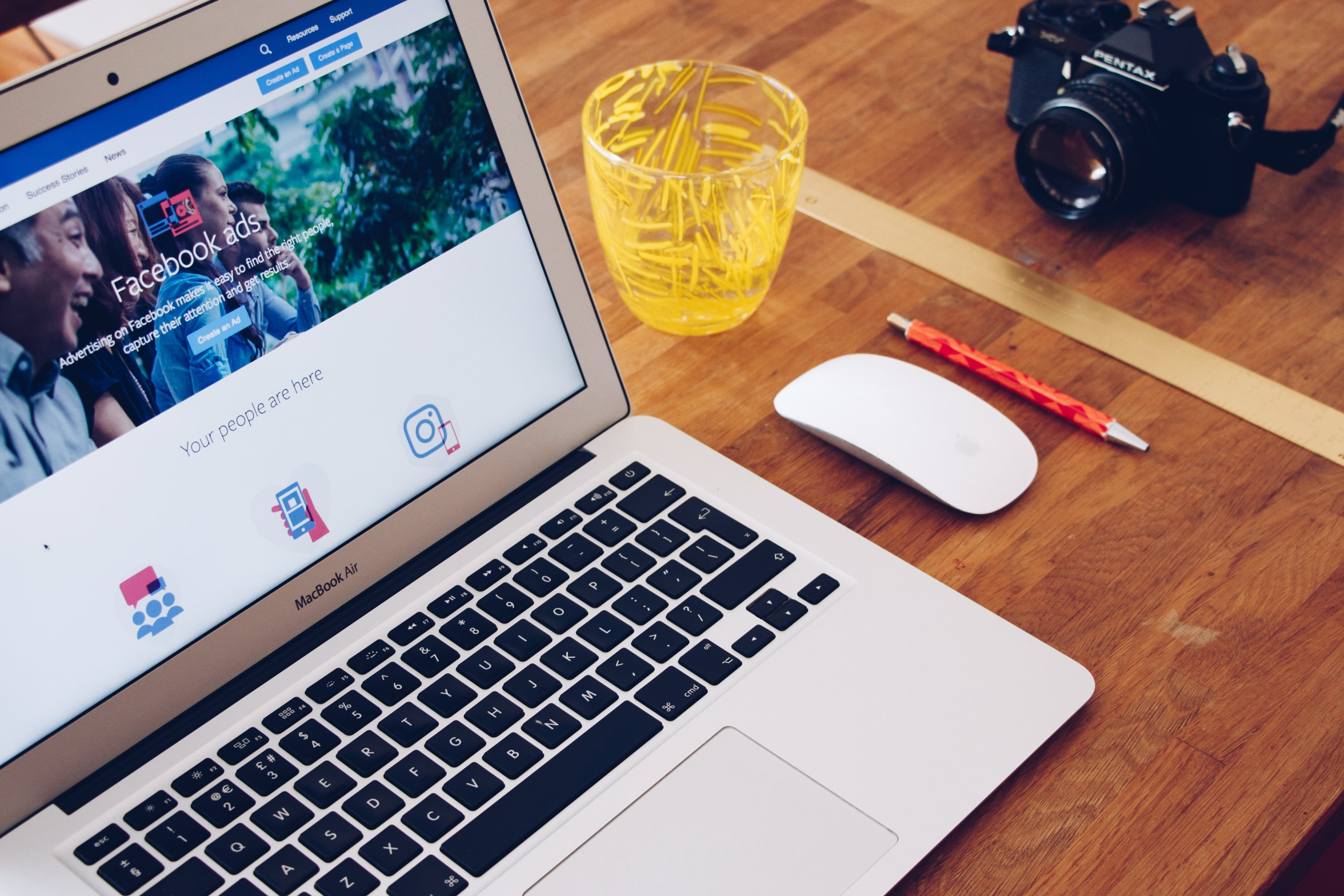 social media investment